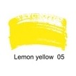 Farba AP 75 ml - kolor 05 Lemon Yellow